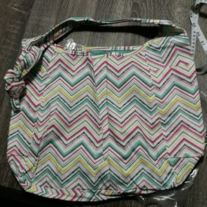 Inside out bag NWT